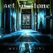 "Image of New Album ""What Remains"""