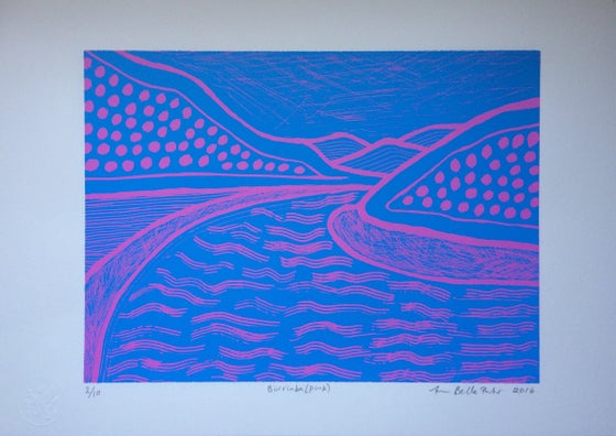 Image of Biirrinba Screen Prints by Frances Belle Parker