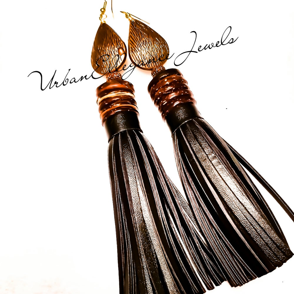 Image of UrbanEllegance Fever Earrings