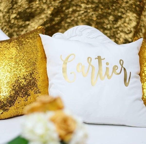 Image of Custom Pillows
