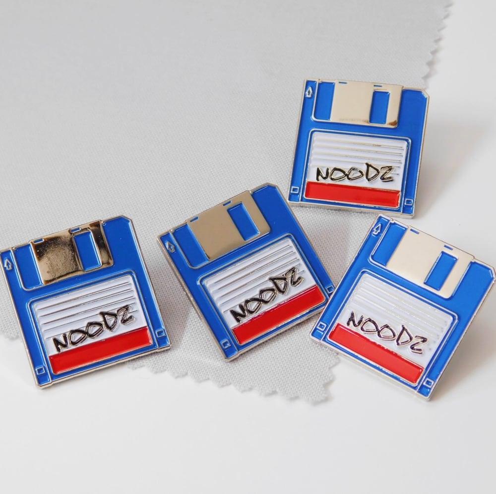 Image of NOODZ Pin