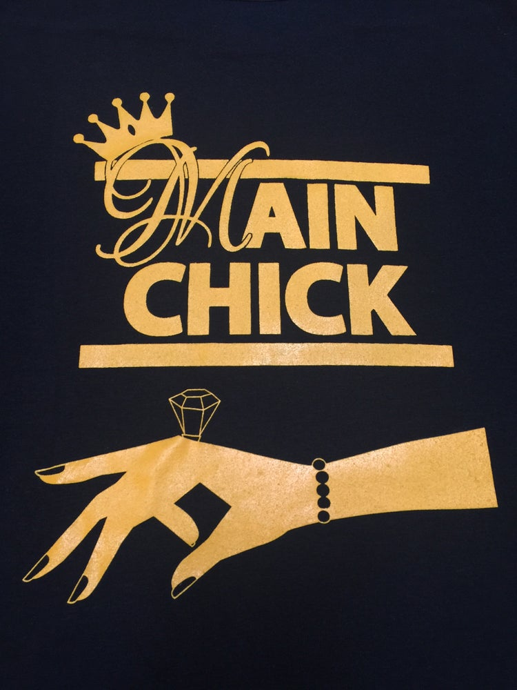 Image of Main Chick Ring Maxi SUPER SALE