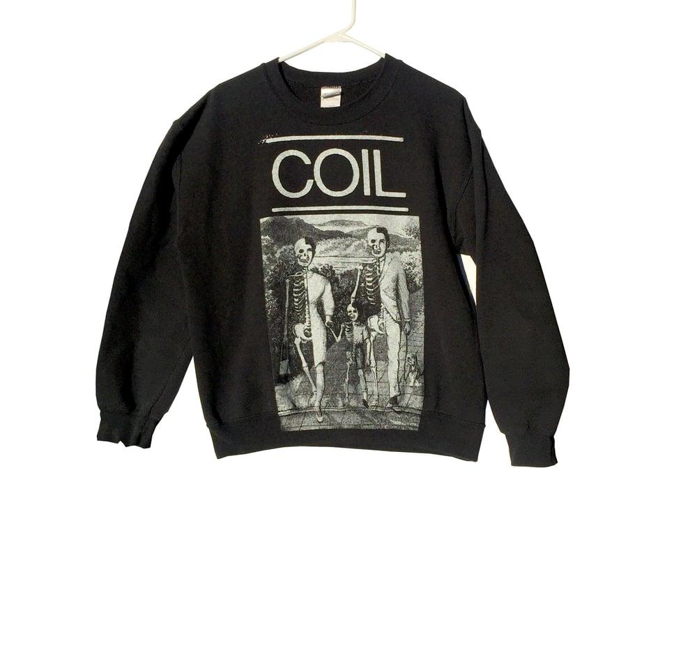 Image of Coil Unisex Sweatshirt