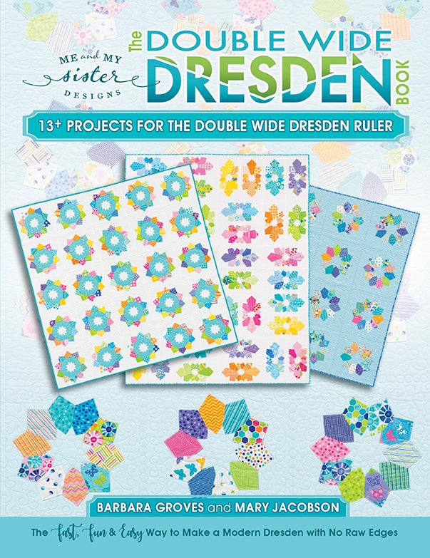 Image of The Double Wide Dresden Book