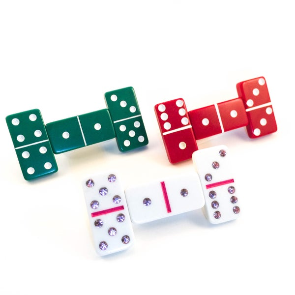 Image of Limited Edition Domino Bow-ties