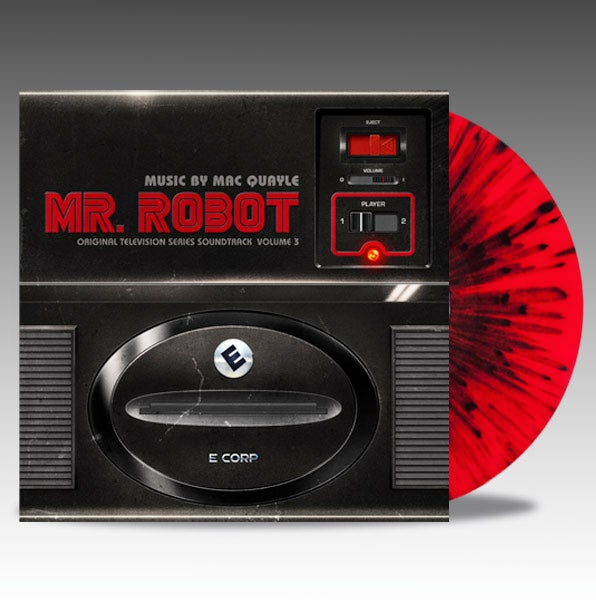Image of Mr Robot (Original Television Series Soundtrack) Vol 3 'Web-Shop Variant' - Mac Quayle