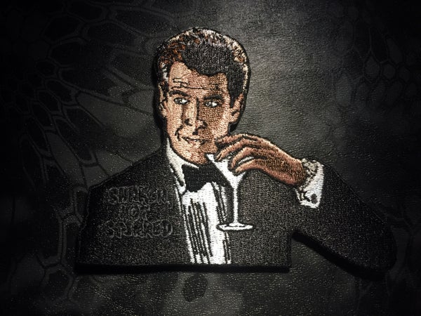 Image of Badass #16 : Shaken, Not Stirred