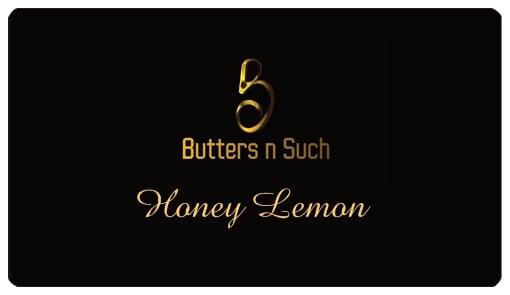 Image of Honey lemon soap