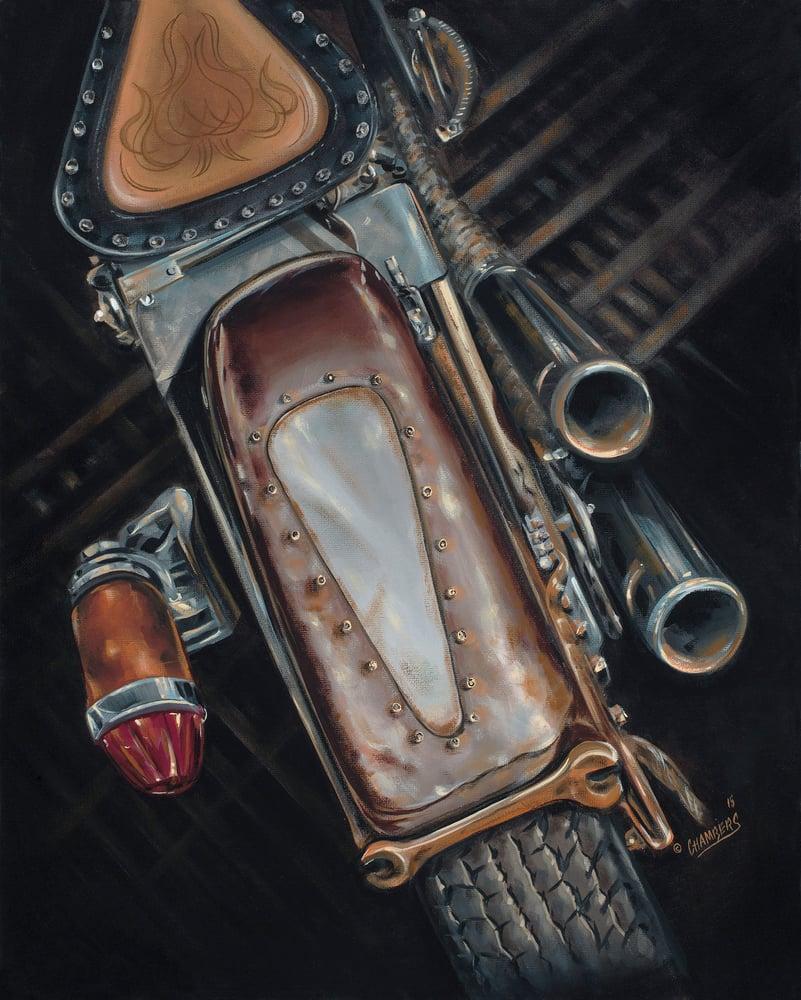Image of Harley Rat