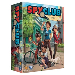 Image of Spy Club