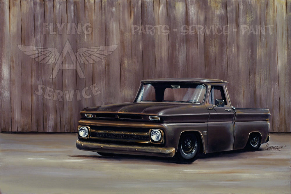 Image of Chev C-10