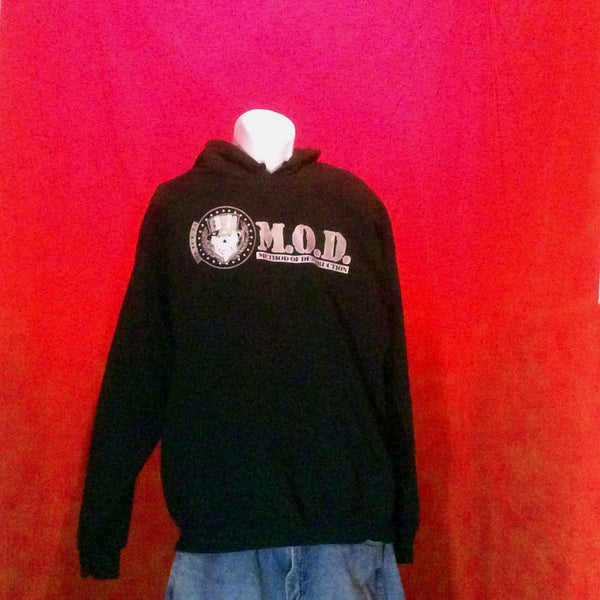 Image of MOD Moshing Europe 2014 Pullover Hoodie