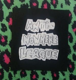 Image of Pick 1 patch - Sham 69, U.K. Subs, Anti-Nowhere League, Angelic Upstarts