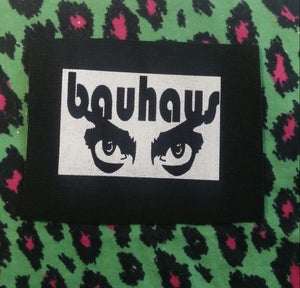 Image of Pick 1 patch - Devotchkas, Bauhaus, Generation X