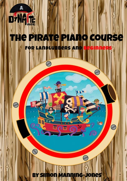 Image of The Pirate Piano Course