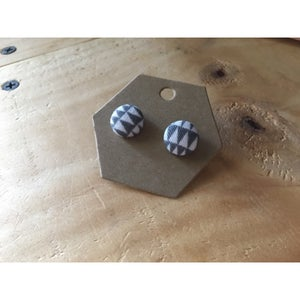 Image of Button Studs