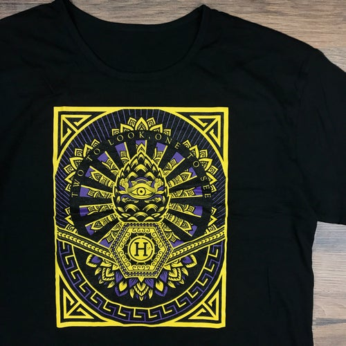 "Image of ""Third Eye"" Men's Drop Scoop Tee"