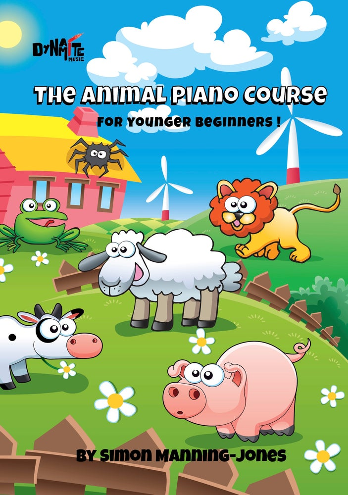 Image of The Animals Piano Course!
