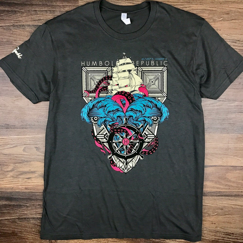 "Image of ""From the Depths"" Men's Modal Tee"