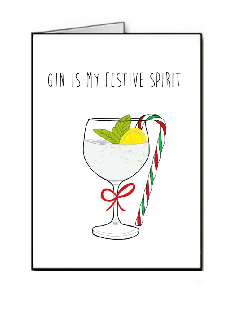 Image of Gin Spirit - Christmas