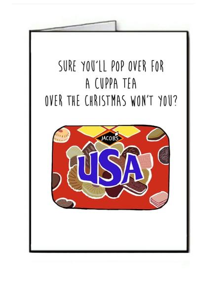 Image of USA - Christmas