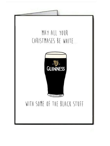Image of Black Stuff- Christmas