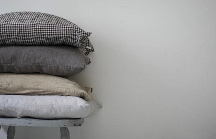 Image of Linen pillowcase