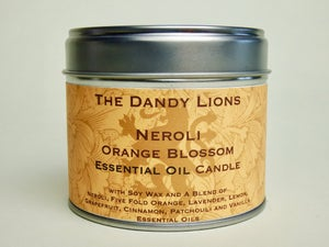 Image of Neroli, Orange Blossom Candle