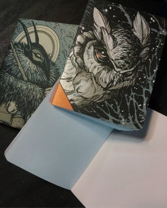 Image of SERIES 1 - POCKET NOTEBOOKS