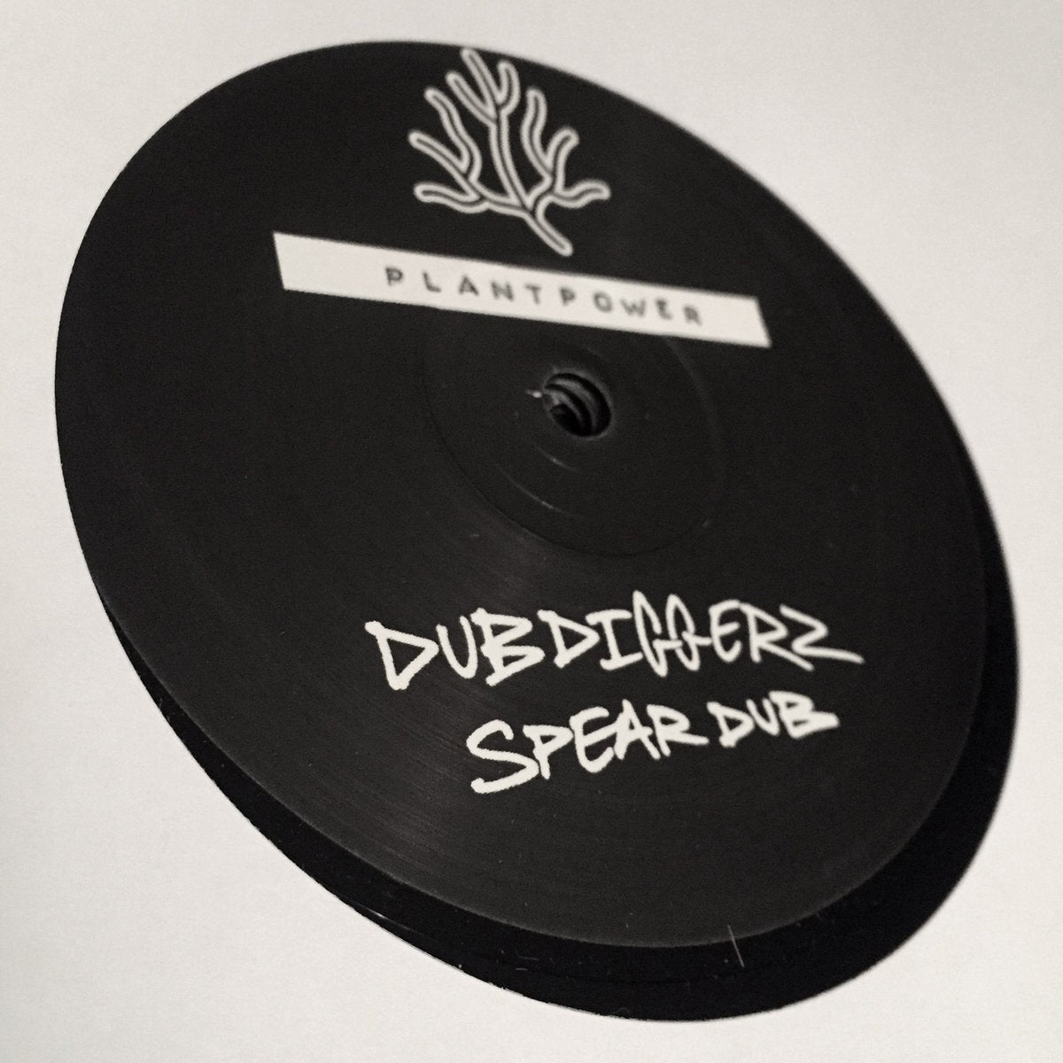 "Image of DubDiggerz - Spear Dub/ InTemi  12"" vinyl"