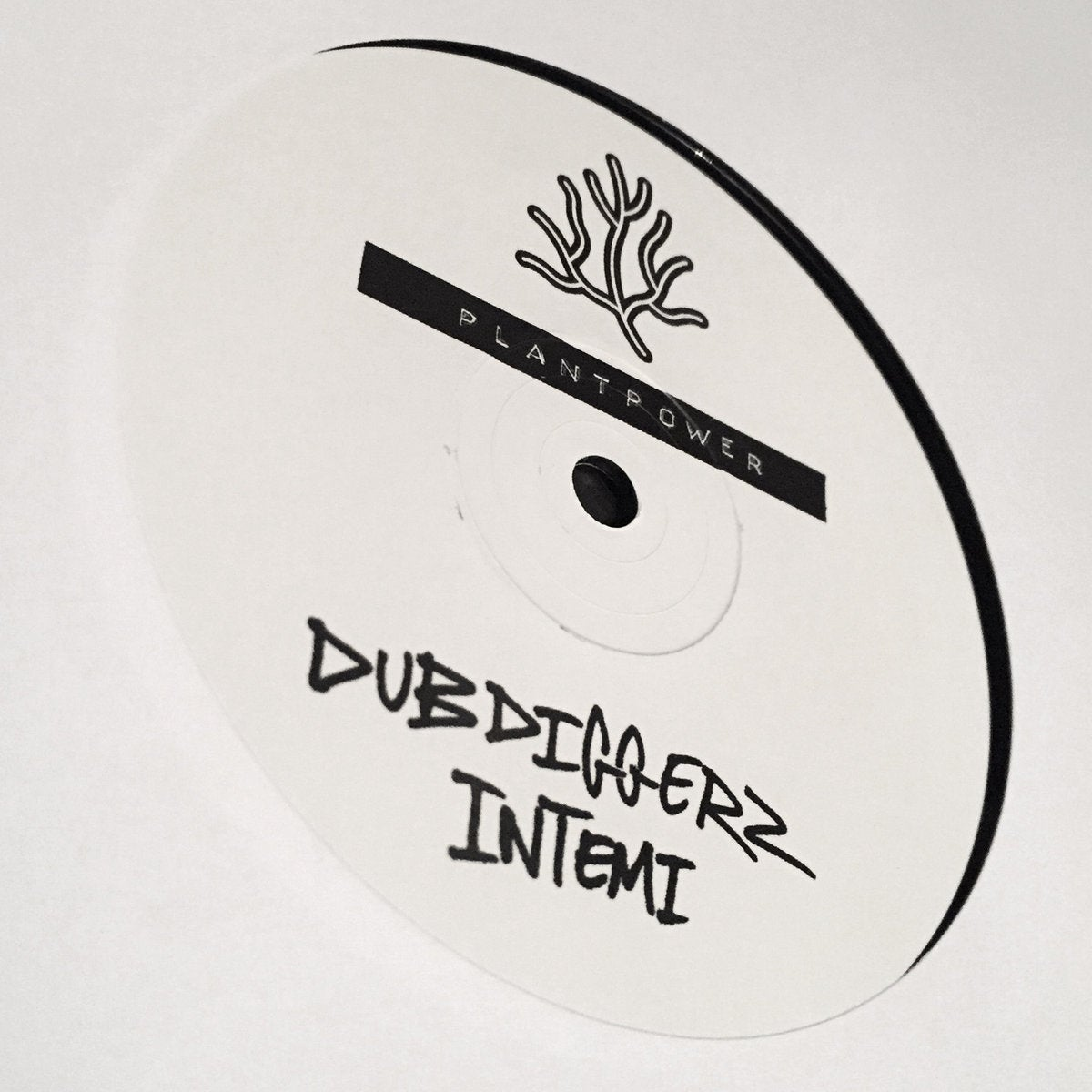 "Image of DubDiggerz - Spear Dub/ InTemi  12"" vinyl"