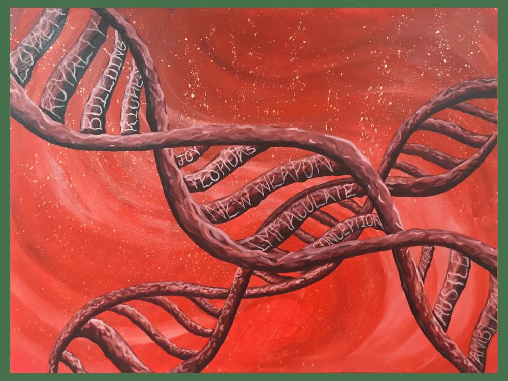 Image of Chosen DNA
