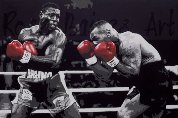 Image of 'GET IN THERE FRANK' (3x2ft canvas print)