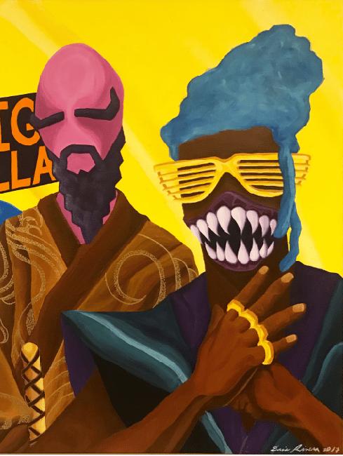 Image of Ninjas With Attitude