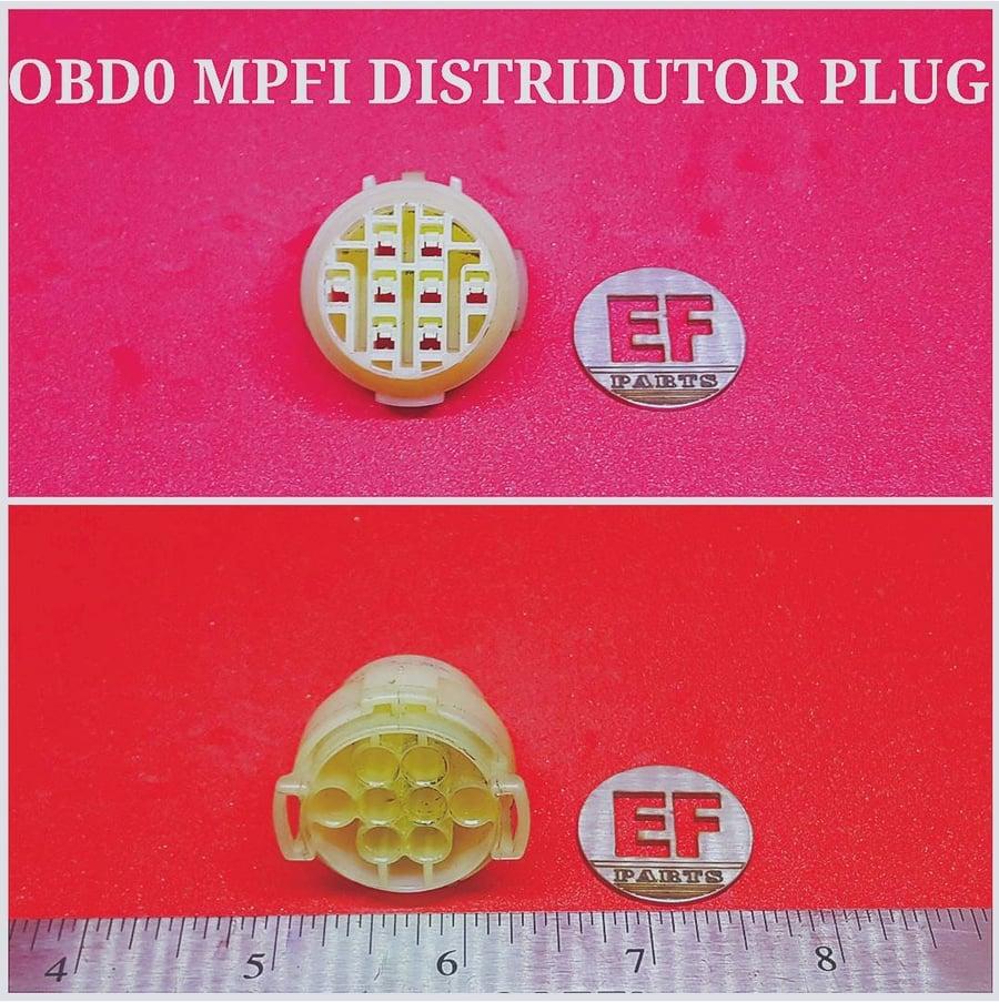 Image of Obd0 Distributor Plug MPFI