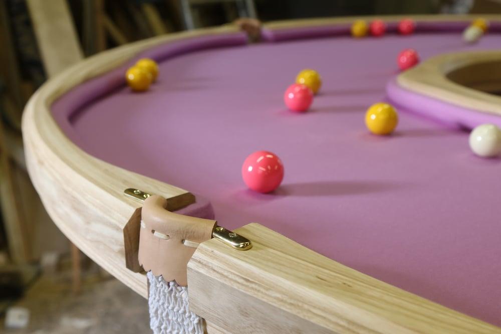 Image of Doughnut Pool Table