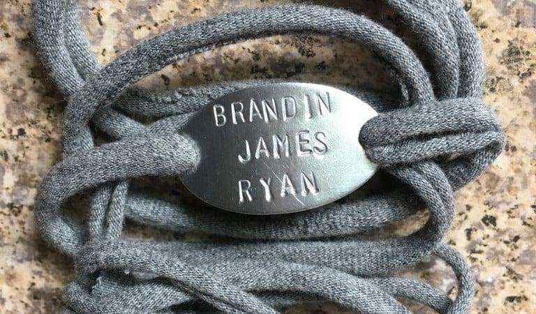 Image of Customized wrap bracelet