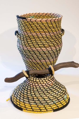 Image of Basket with Lid