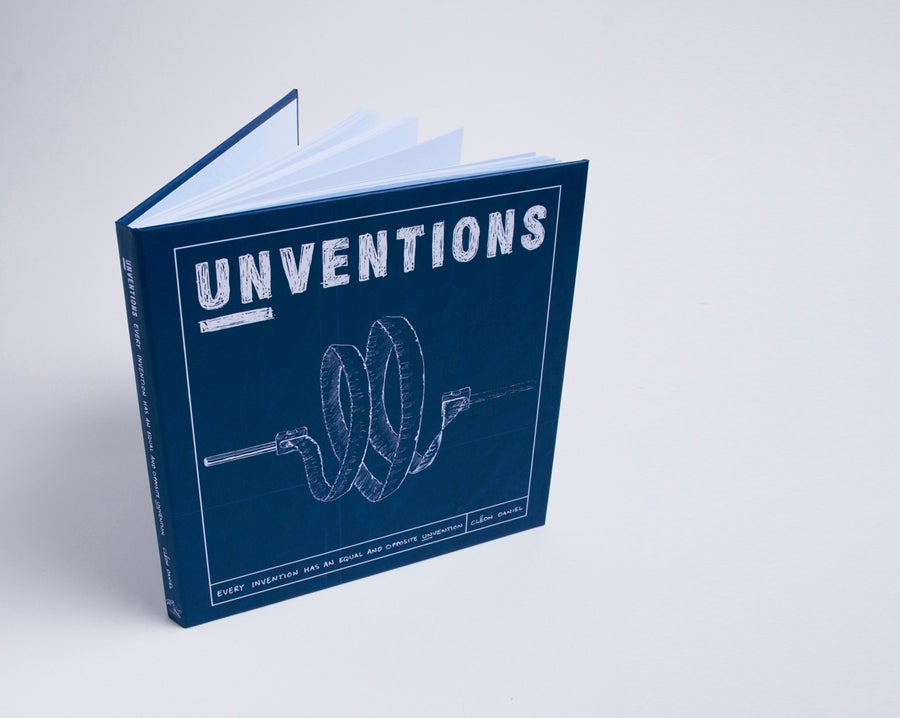 Image of Unventions - Hardback