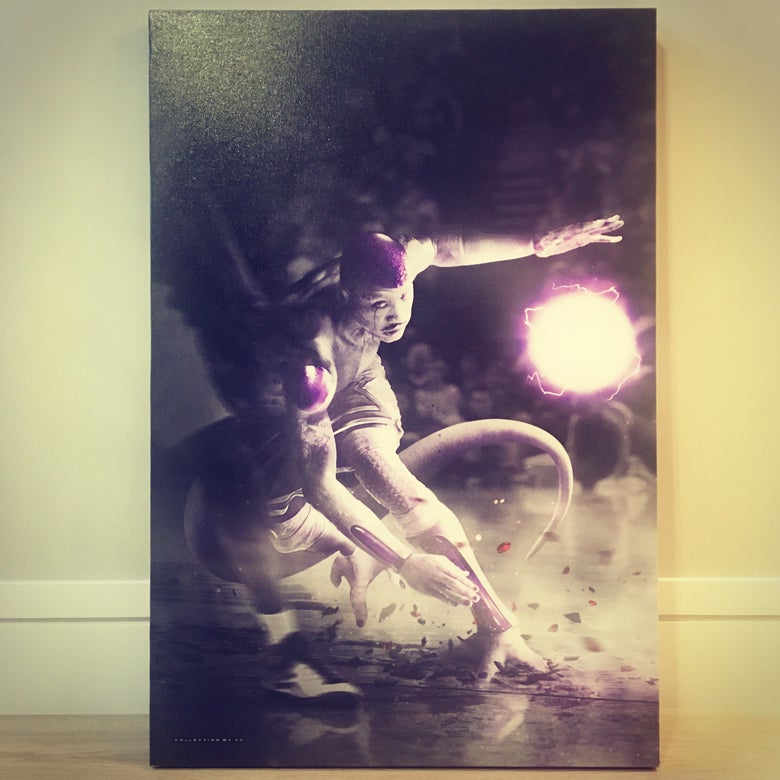 "Image of ""FRIEZA"" CANVAS"