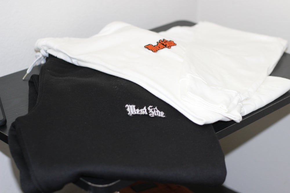 Image of West Side Collection White Long Sleeve