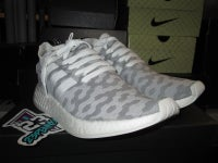 """addias NMD R2 PK """"Grey/Pink"""" - areaGS - KIDS SIZE ONLY"""