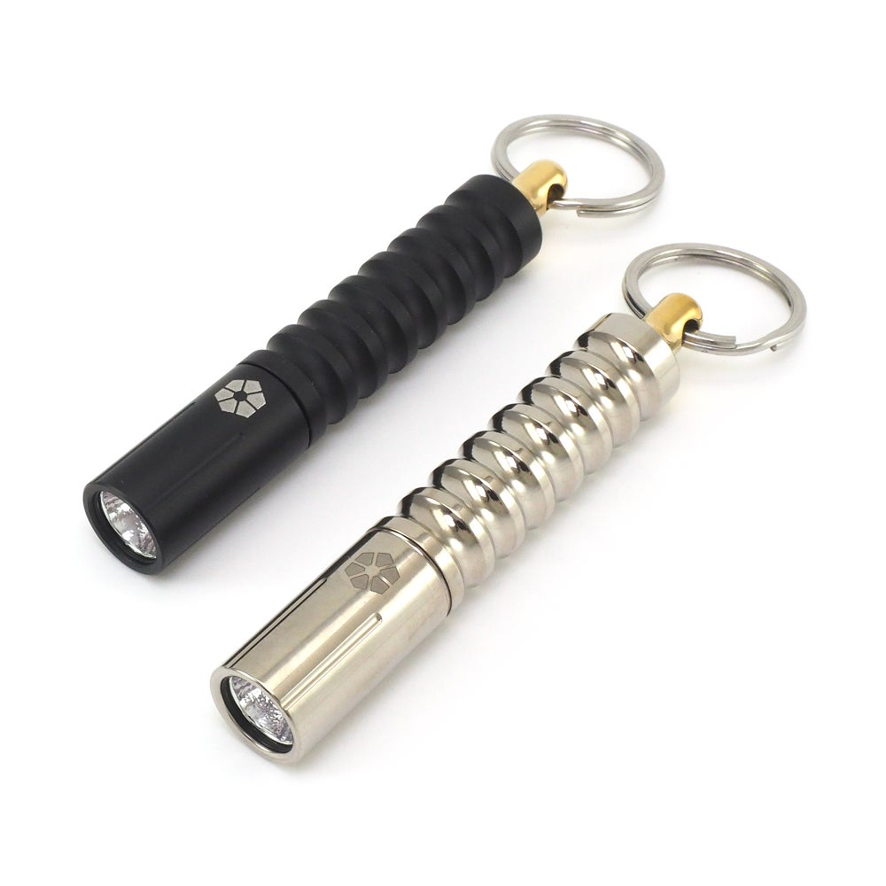 Image of Beta QRv2 Keychain Flashlight