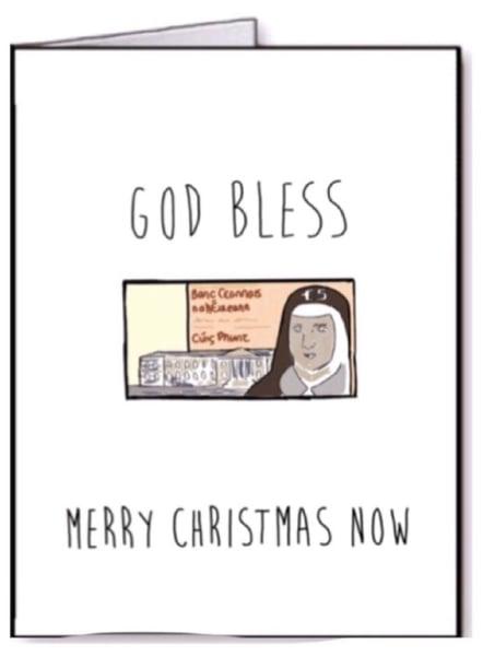 Image of God Bless - Christmas