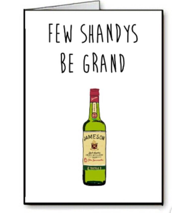 Image of Few Shandys - Christmas