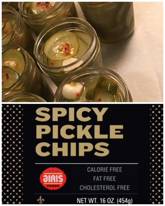 Image of ATC SPICY PICKLE CHIPS!!!!
