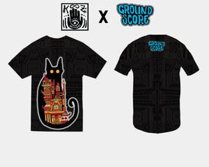 KOOZ - Moon Cat Shirt (LE 50)