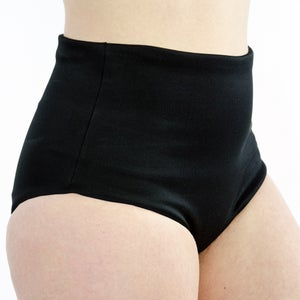Image of Crystals High Waisted Cheeky Shorts