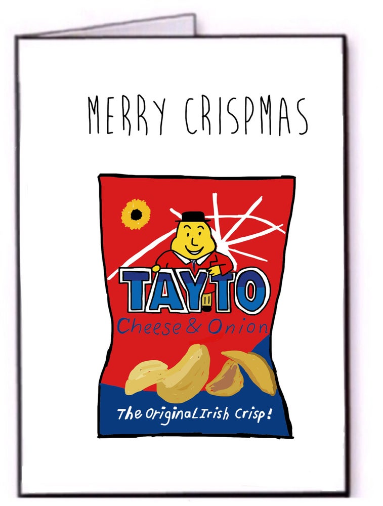 Image of Merry Crispmas - Christmas
