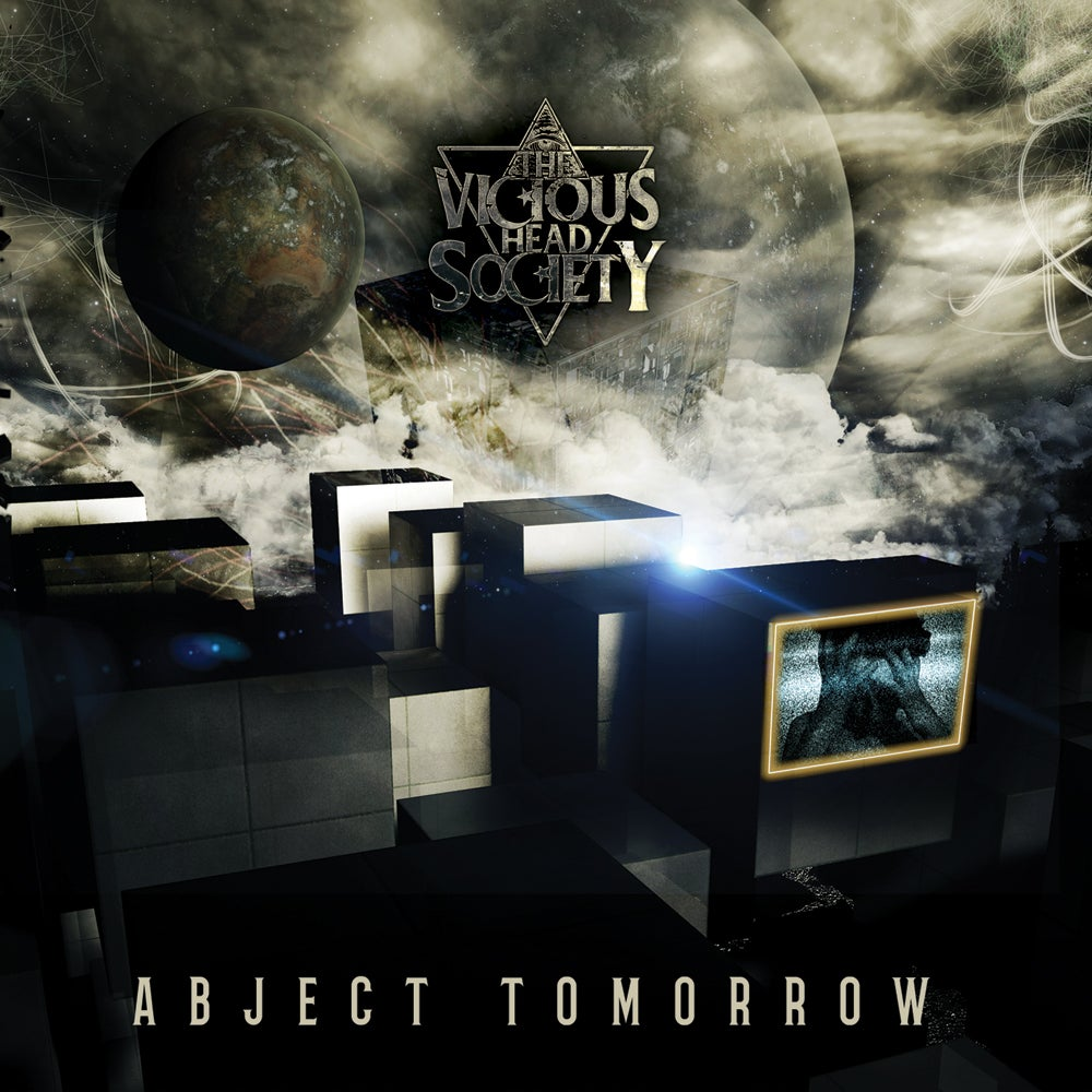 Image of The Vicious Head Society - 'Abject Tomorrow' Re-Issue CD w/ Bonus Track